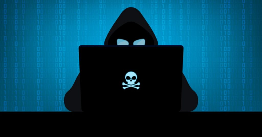 The United States suffers from a massive cyber attack