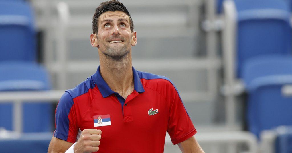 Tokyo 2020: Novak Djokovic in search of sports favorite gold