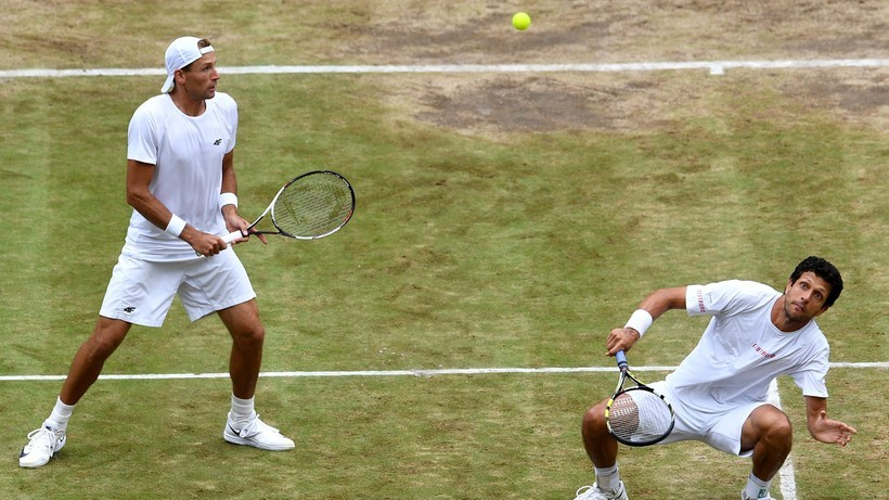 Wimbledon: Kubot / Melo - Pavic / Mectic.  Direct protection and results