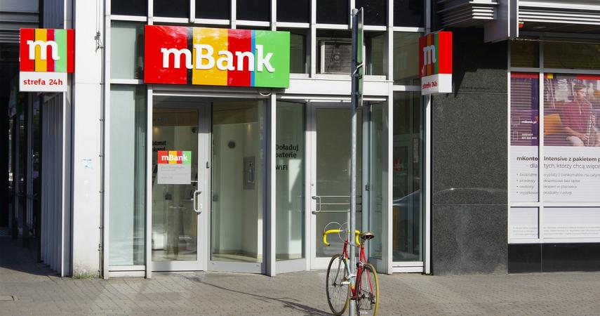 mBank has a new idea for francs.  I want to ship my clients
