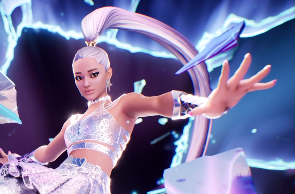 The musical journey with Ariana Grande is coming!