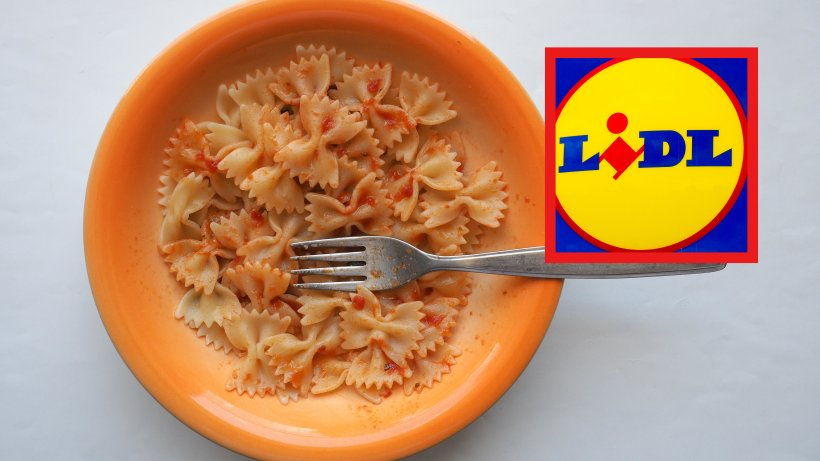 Lidl: Call the pasta sauce!  Contains toxic substance