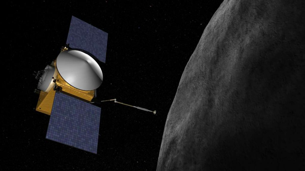 """Asteroid """"Bennu"""": the possibility of hitting Earth is more than previously thought"""