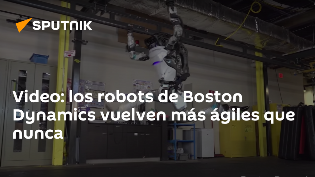 Video: Boston Dynamics robots are more flexible than ever