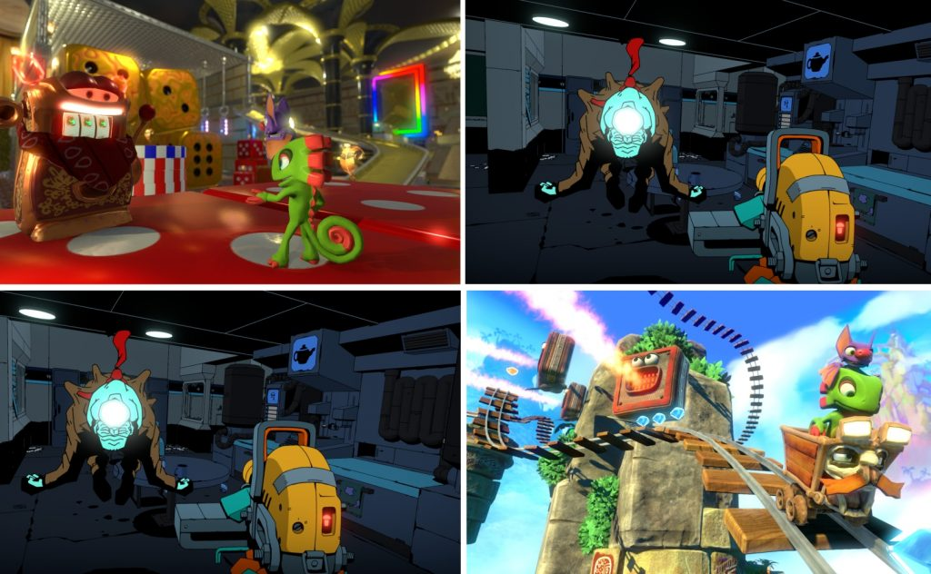 Void Bastards and Yooka-Laylee for free on the Epic Games Store
