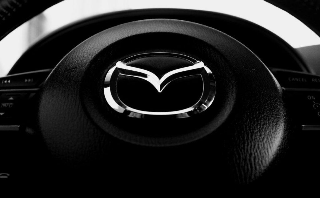 Mazda registra un nuevo logotipo que podría ser para un nuevo auto de alto rendimiento