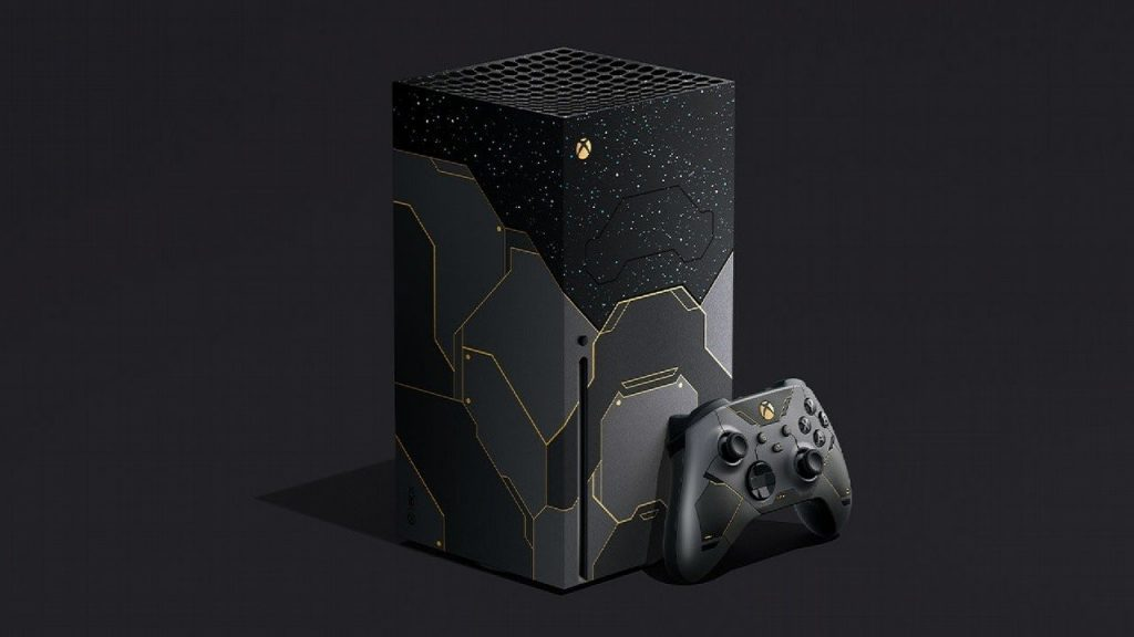 Xbox Series X - A limited edition of Halo has fallen into the hands of speculators;  Prices are twice higher