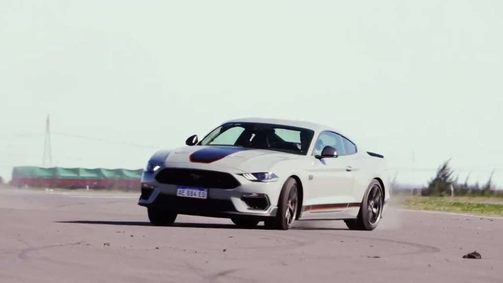 This weekend at TN Autos we tested the Mustang: Watch the preview!