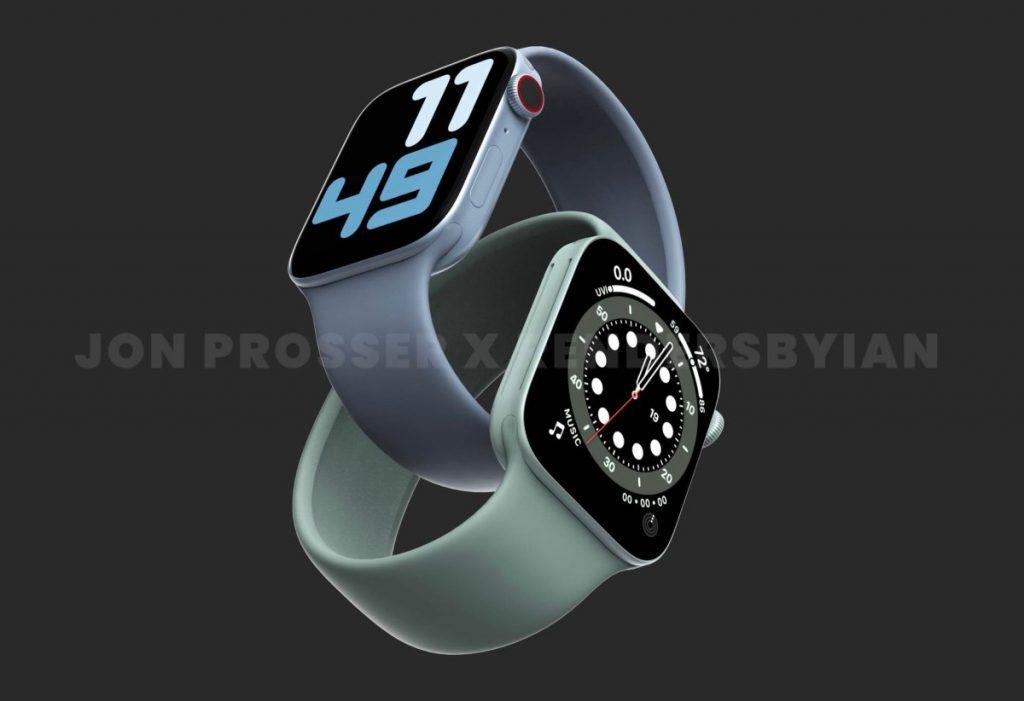Apple Watch Series 7 should get a bigger screen