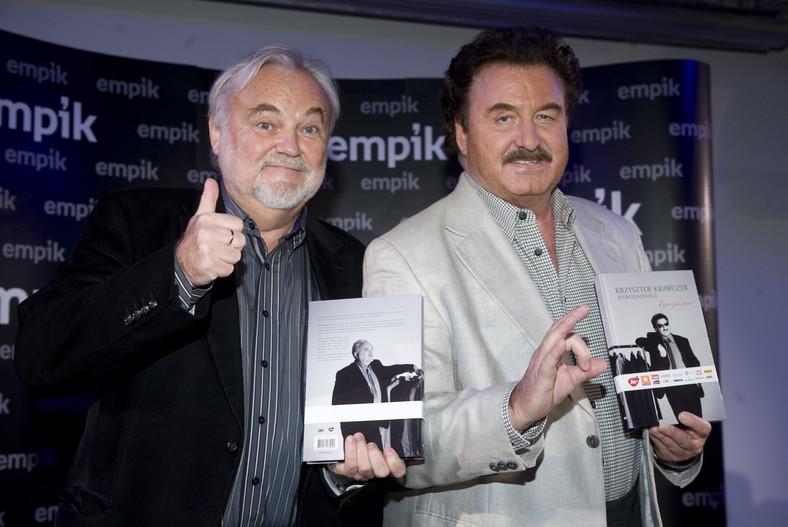 Andrzej Gosmala and Christoph Kravzic