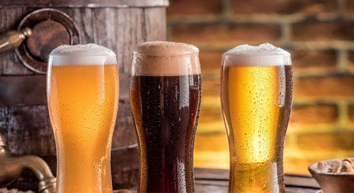 Beer, the main agricultural and industrial export product in Mexico