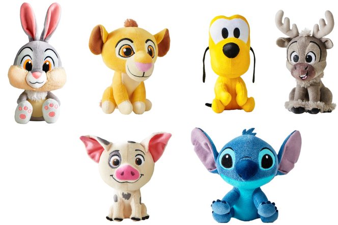 Disney stuffed animals are better than Jang Sugakov?!  What does the new set of games look like?