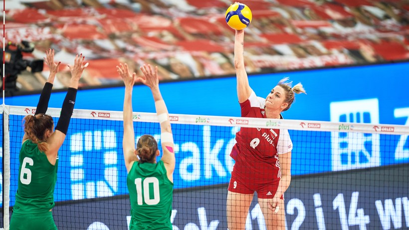 European Volleyball Players: Poland - Bulgaria Live.  Online reporting and results