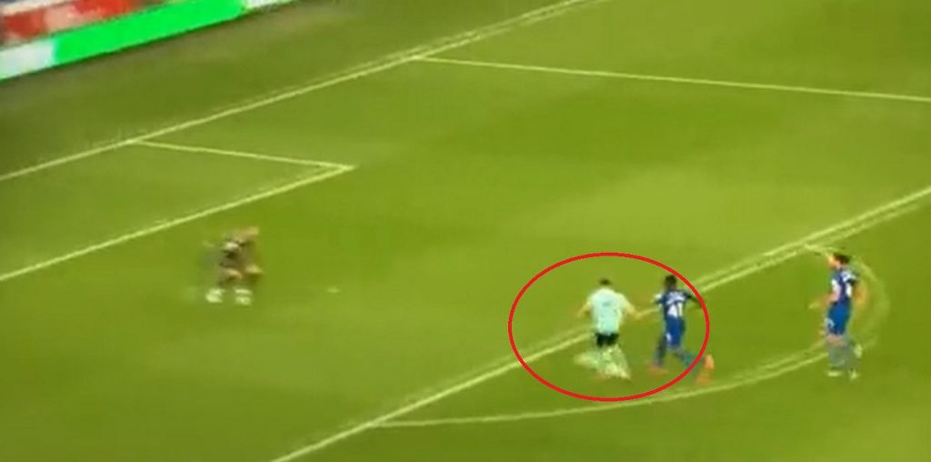 Jacob scored the first goal for Modern Brighton!  But he moved on! [WIDEO] Pinka Nona