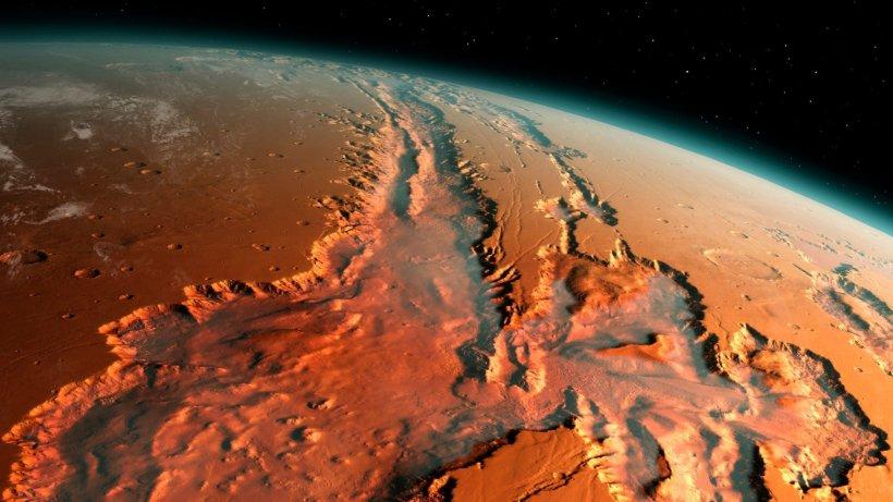 Mars: Curiosity rover with 360-degree images - Science - Futurezone.de