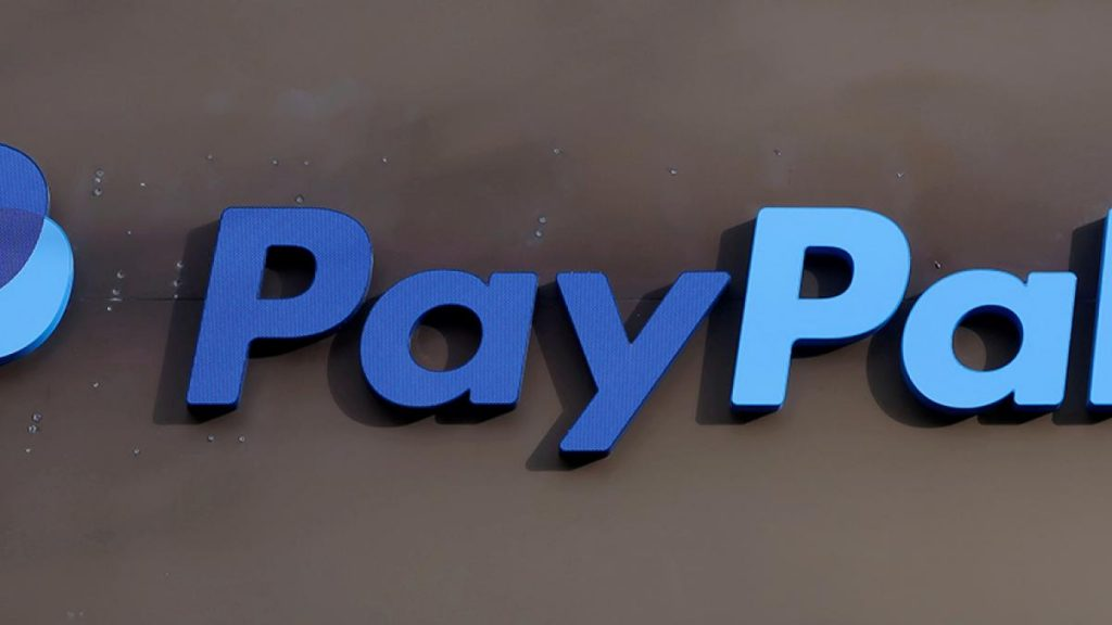 PayPal allows transactions with Bitcoin and other cryptocurrencies