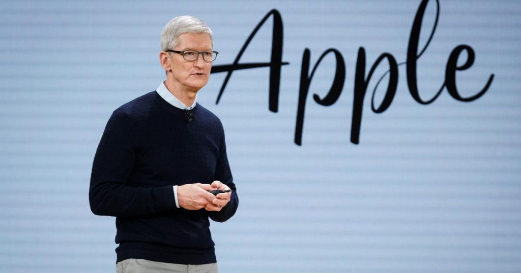Tim Cook will work on another generation of Apple products, and then leave his post