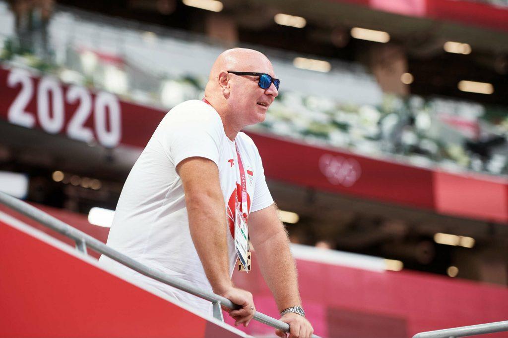 Tokyo 2020. Coach Simon Djokovsky on the performance of Paves Fajtek.  Hammer throwing results