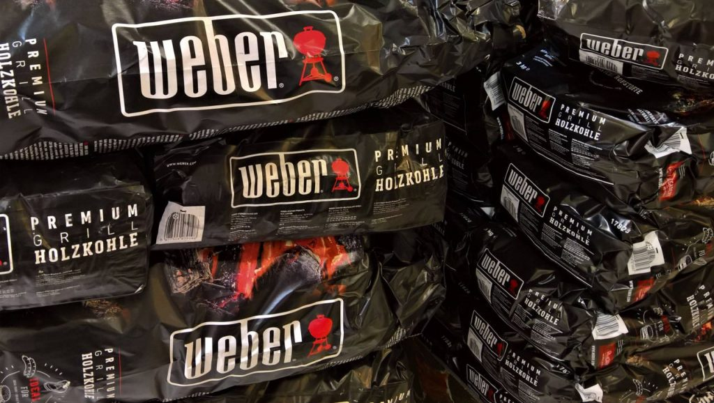 Weber: The grill factory collects less charcoal than expected when it goes public