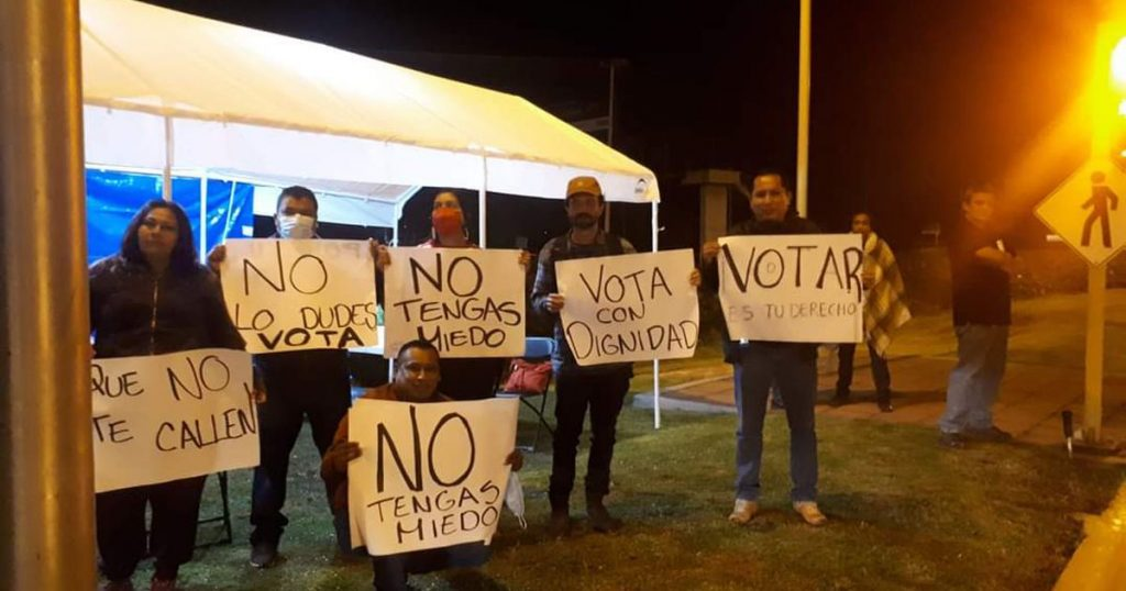 "won a ""No"" in a union vote at a GM plant;  Collective contract terminated - El Financiero"