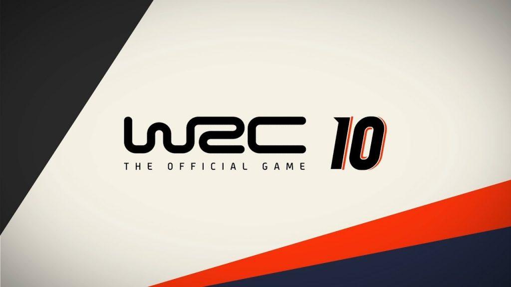 WRC 10: Launch Trailer Goes Full Tilt