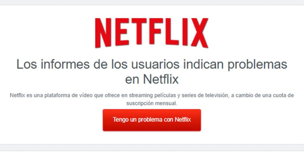 Users Reported Netflix Service Crashes This Is Not Your Internet!