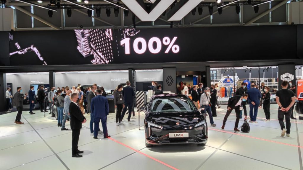 Sharing or renting: Renault offers to fill up its fleet at IAA