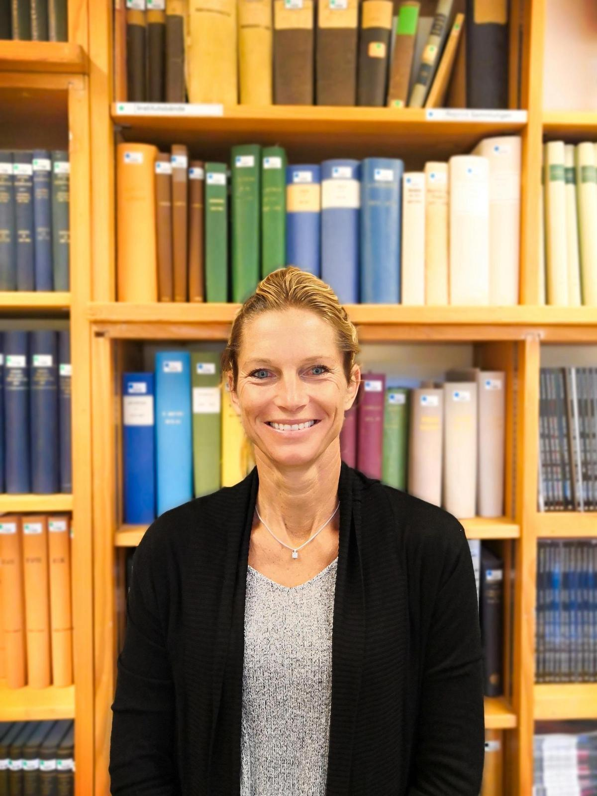 Optogeneticist Sonja Kleinlogel is the co-founder of Arctos Medical, now acquired by Novartis.