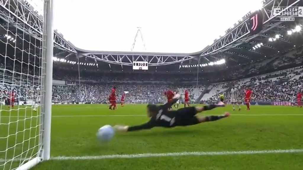 Crazy Juventus game!  But without Wojciech Szczsny [WIDEO] Pica Nona