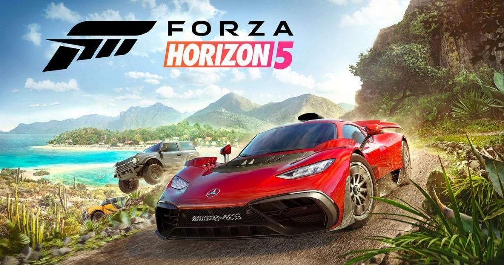 """Forza Horizon 5 - We know the hardware requirements for the PC version.  RTX 3080 in """"Perfect Configuration"""""""