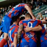 Legia Warsaw – Rako Cestochova.  Five goals and one win for Rako.  Best League
