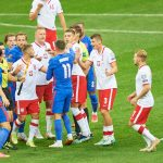 Poland – England.  The British accused the Poles of racism.  What's going on?  L.  World Cup