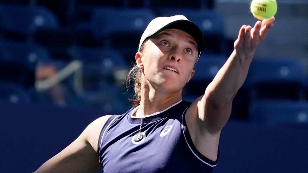 Semi-Final Iga Christmas - When and Where to See Maria Zachary? [TRANSMISJA] Tennis