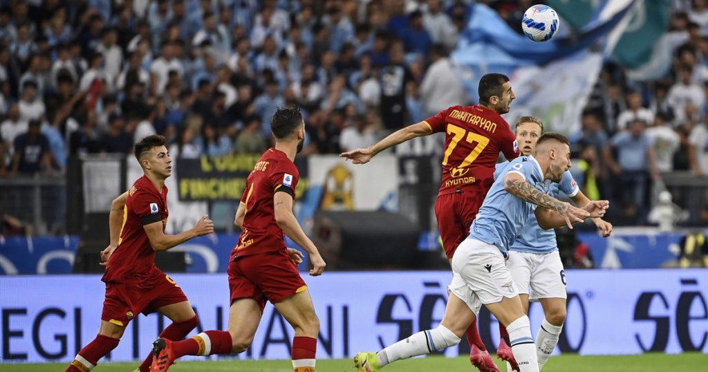 Serie A: Logio - Roma.  Rome derby for Lazio!  Zalewski entered the field
