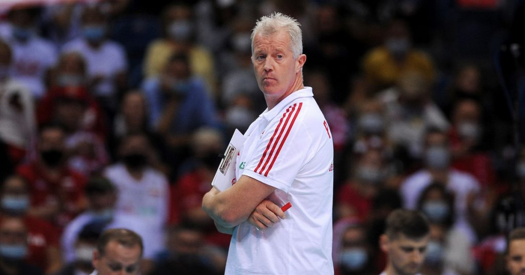 Volleyball.  ME: Heinen important after defeating Serbs