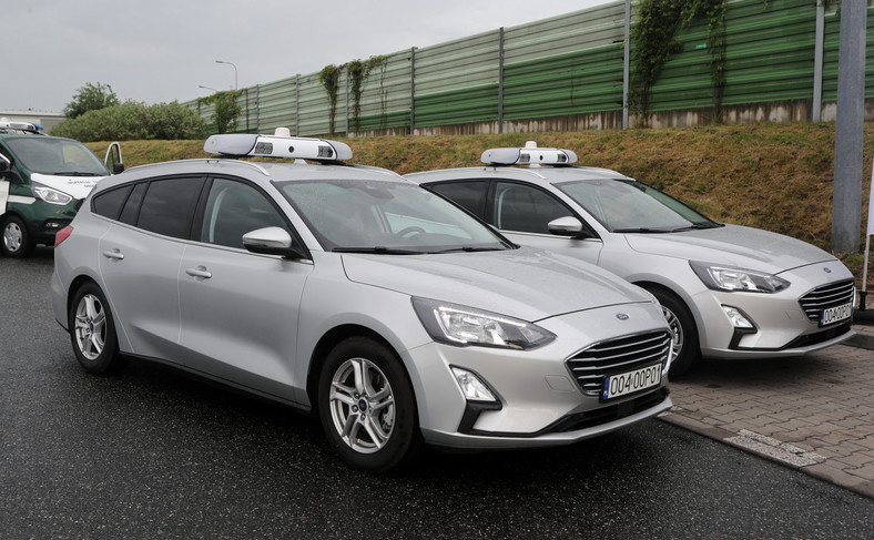 New e-TOLL Police Cars To Control Tolls
