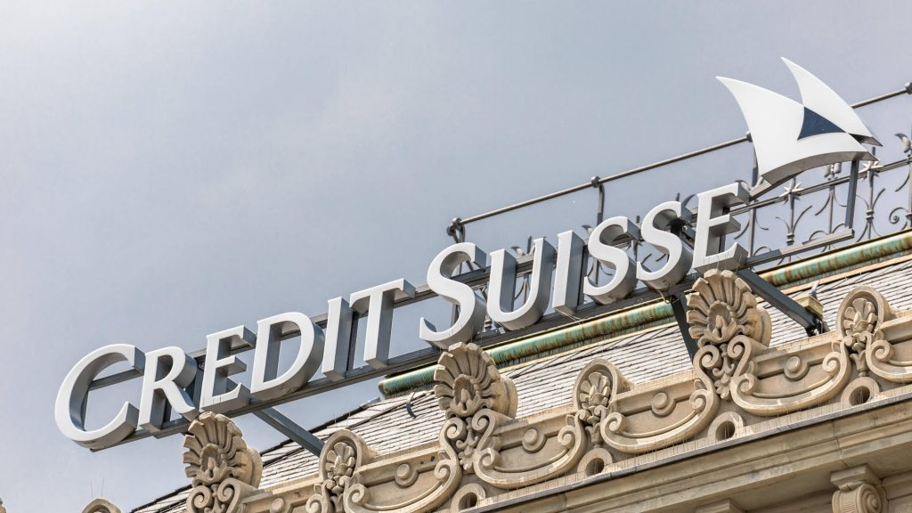 Searches in Credit Suisse