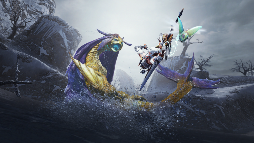 Monster Hunter Rise - PC Demo Today, we know the hardware requirements