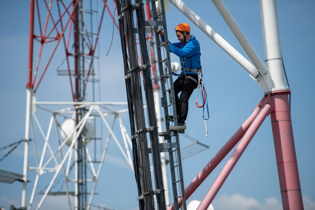 Orange zakończył refarming 2100 MHz. Szybszy internet i większa pojemność sieci