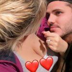 The soap opera continues.  Mauro Icardi uploaded sweet photos on Instagram … with Wanda Nara