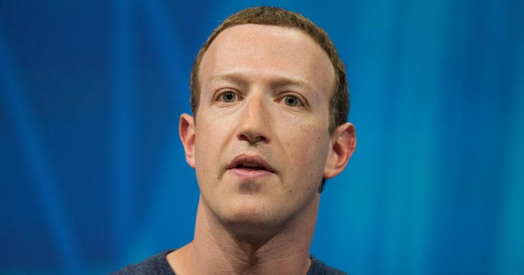 Facebook crash.  Mark Zuckerberg lost seven billion dollars