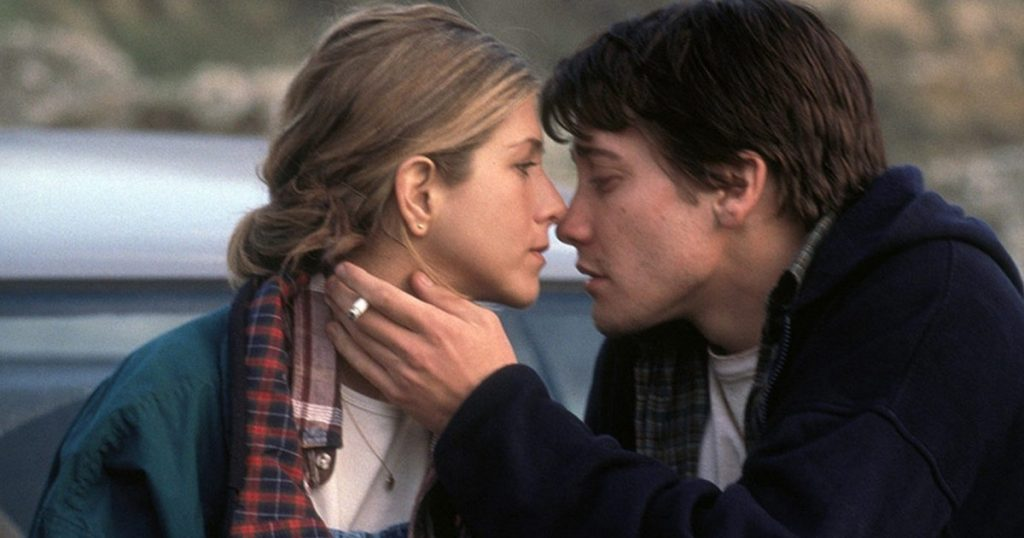 Jake Gillenhall likens filming intimate scenes with Jennifer Aniston to torture