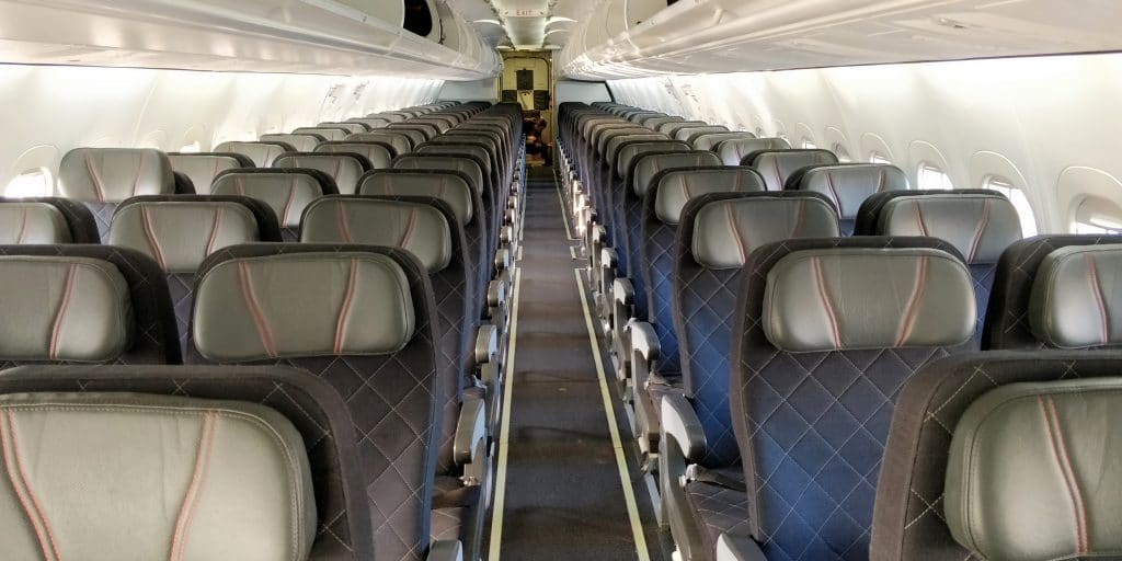 Qantas Link Economy Cabin