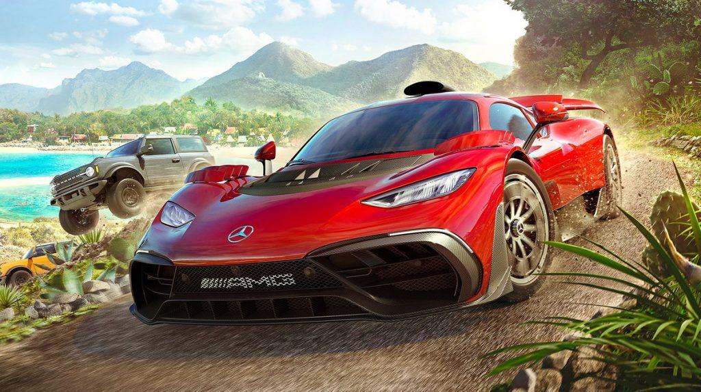 We played Forza Horizon 5